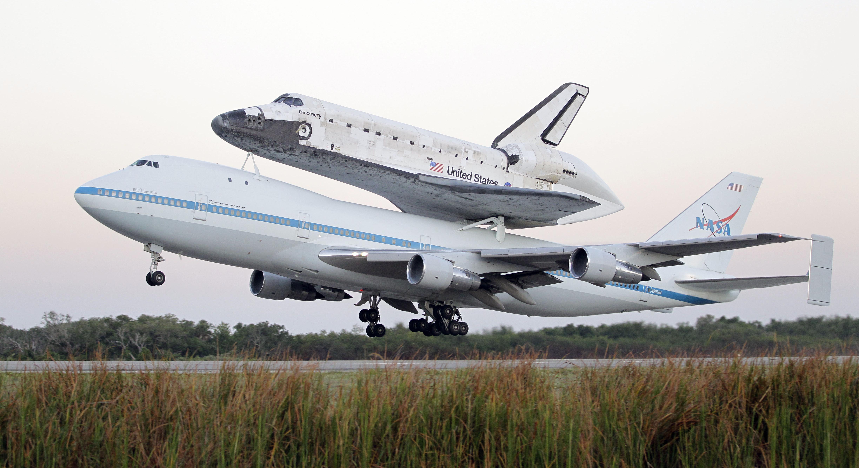 Timelapse: Space Shuttle Preps for Final Flight