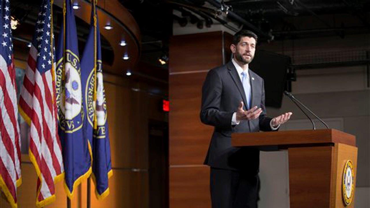 Republican conservatives slam omnibus spending bill