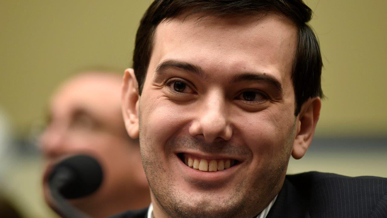 Disgraced Phrama CEO Martin Shkreli mocks Congress