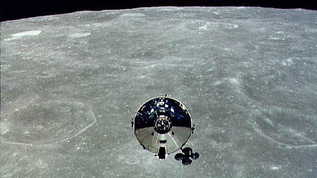 Apollo 10 astronauts reported hearing odd 'music' on far side of moon