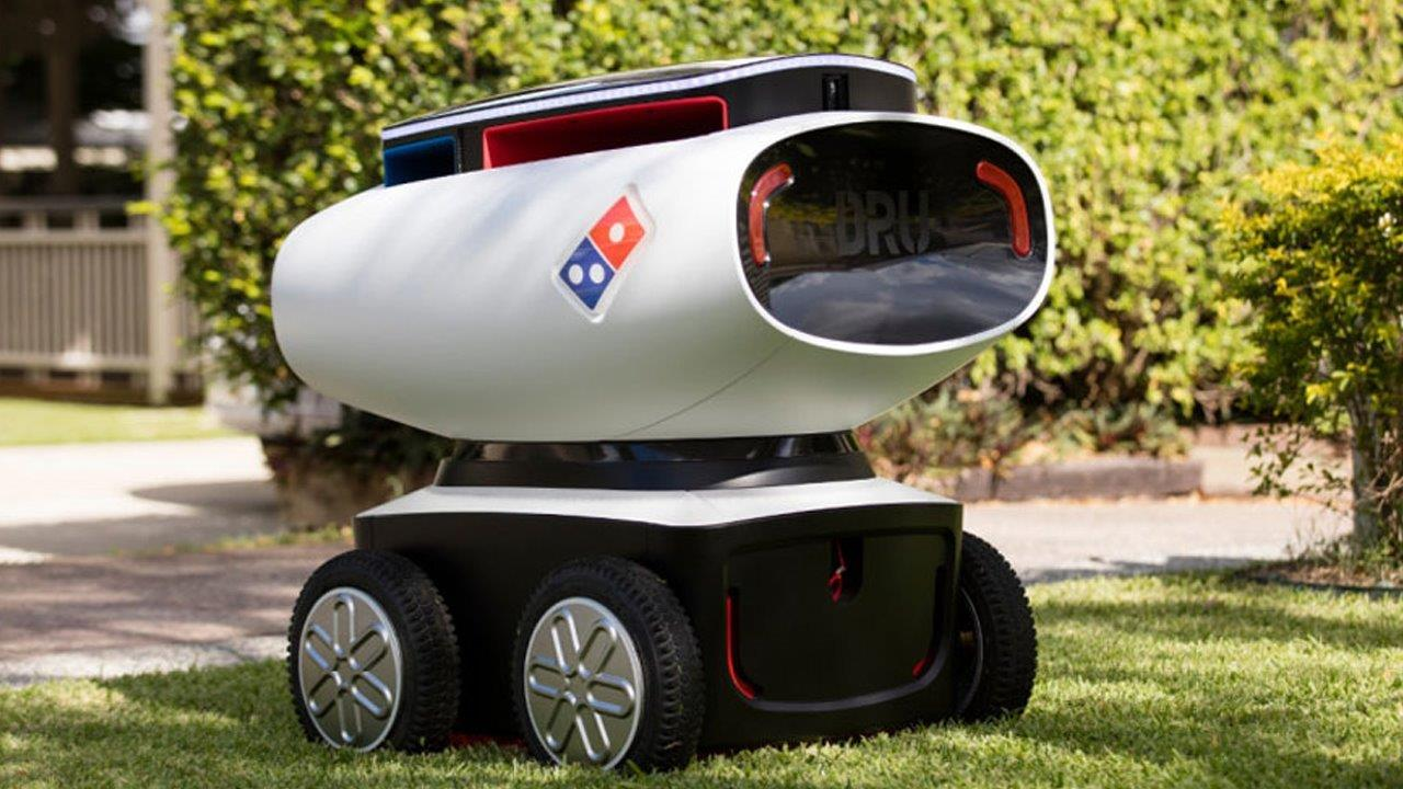 Will A Drone Deliver Your Pizza