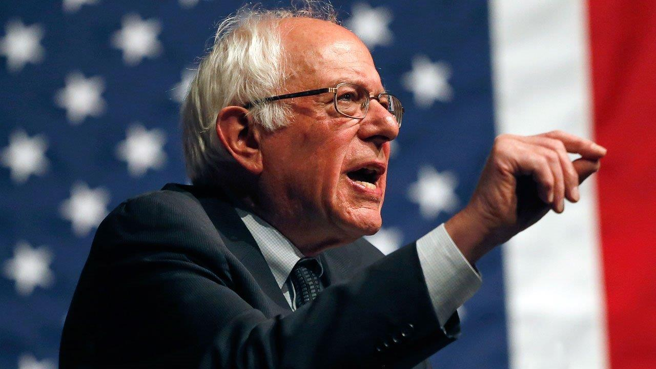 Sanders trip to Vatican conference causes dust-up