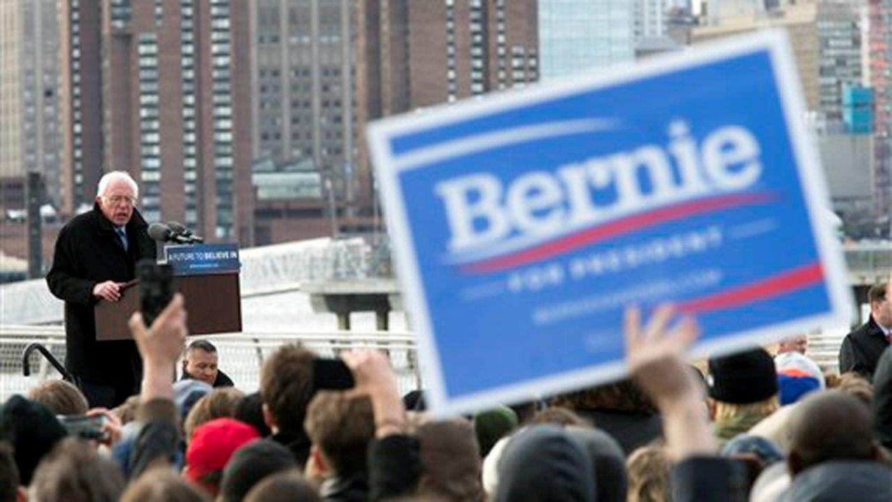 Sanders tempers NY as must win, Clinton, Trump teams still confident about winning nomination