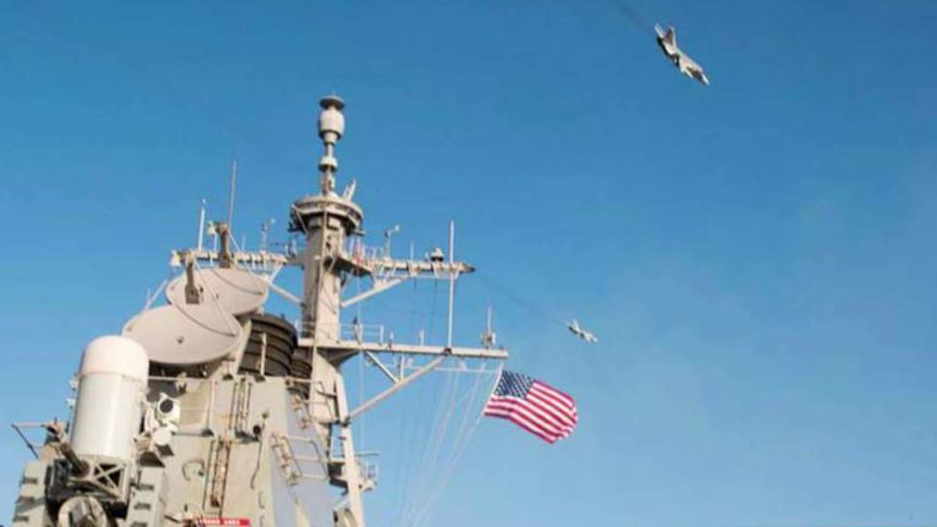 Kerry says US Navy destroyer could have shot down Russian warplanes