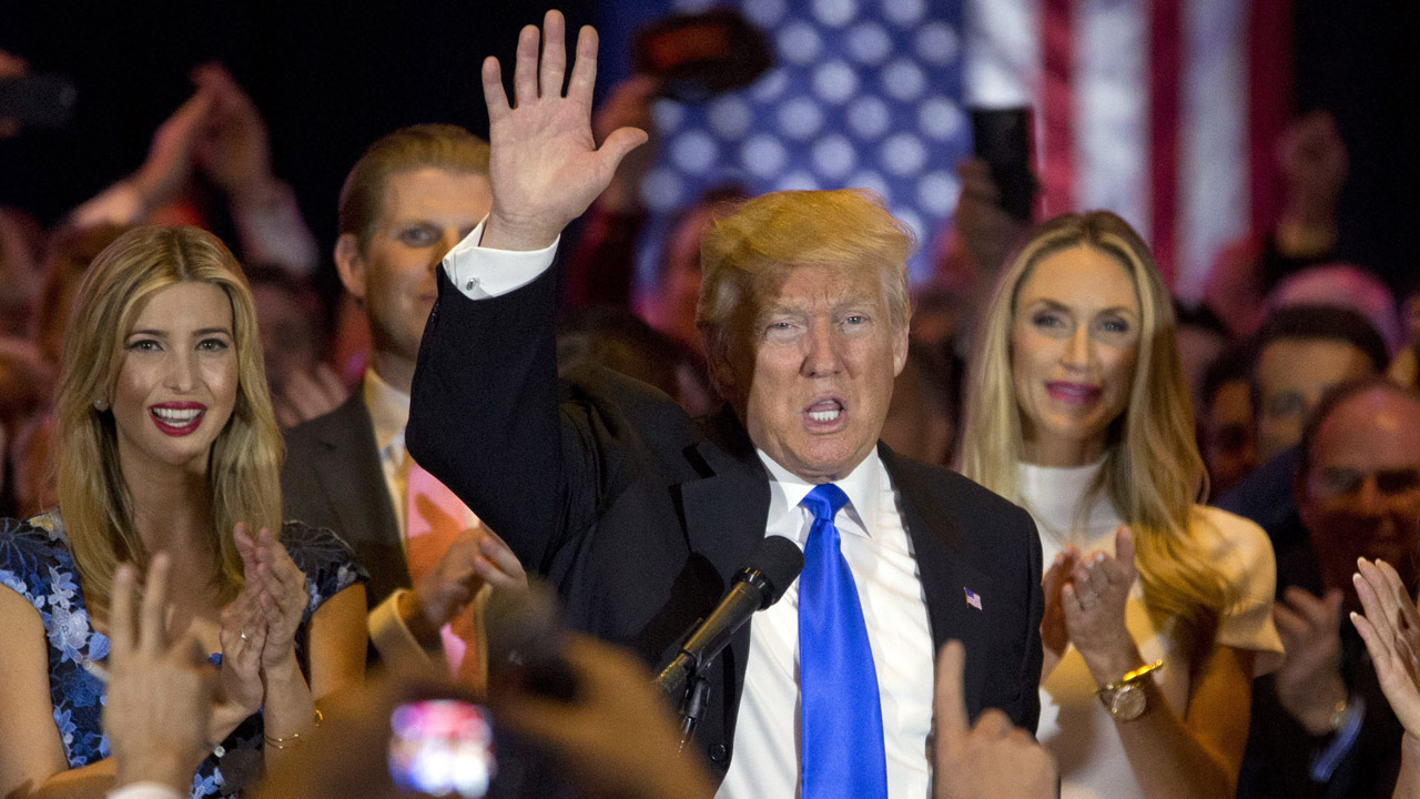 Trump takes GOP, can he take the general?