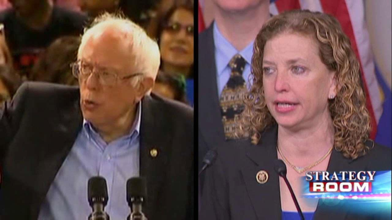 It's On: Sanders already raising $$ for DNC chairwoman's challenger