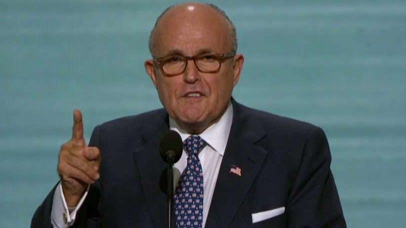 Full speech: Rudy Giuliani at Republican National Convention