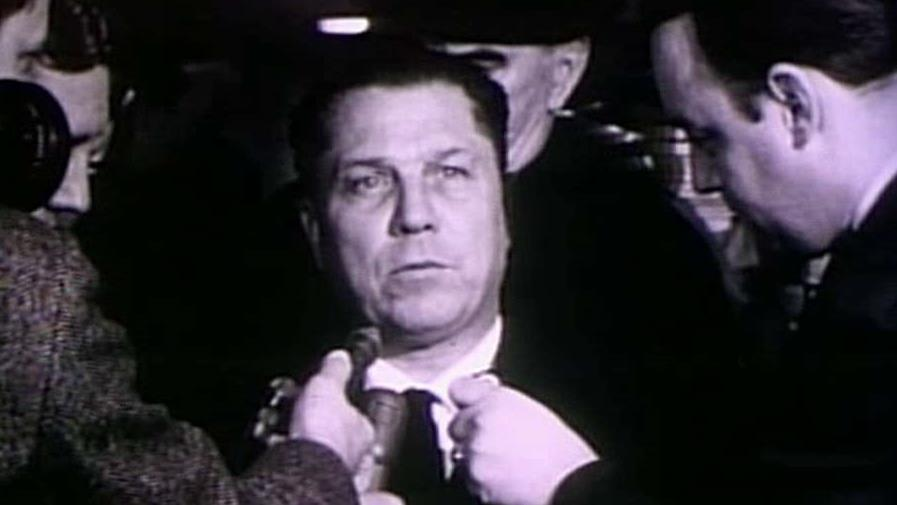 Eric Shawn Reports How Frank Sheeran Killed Jimmy Hoffa