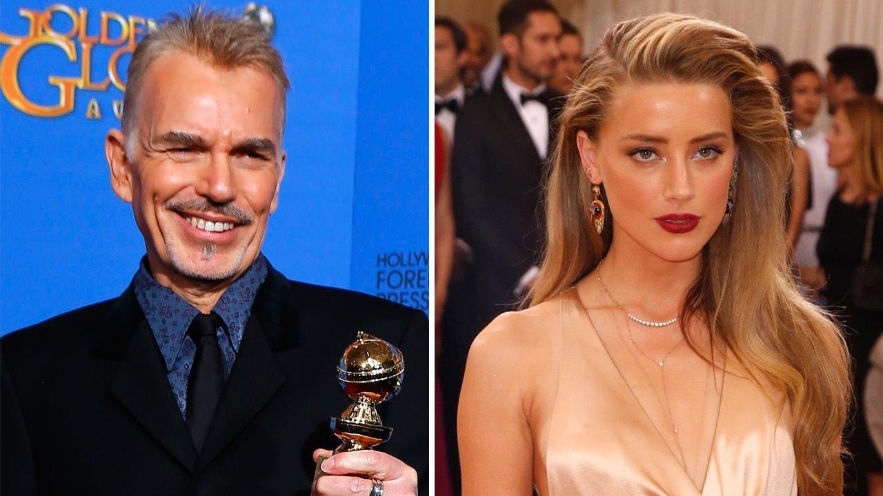 Billy Bob Thornton insists he didn't sleep with Amber Heard amid Johnny Depp drama