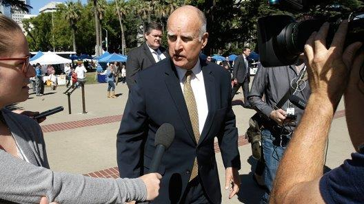 What's next for Jerry Brown amid illicit oil money scandal?