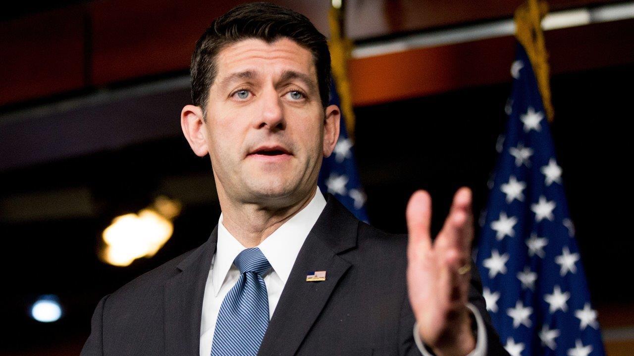 Ryan still feeling impact of Trump; Senate control could go to January if Georgia is close