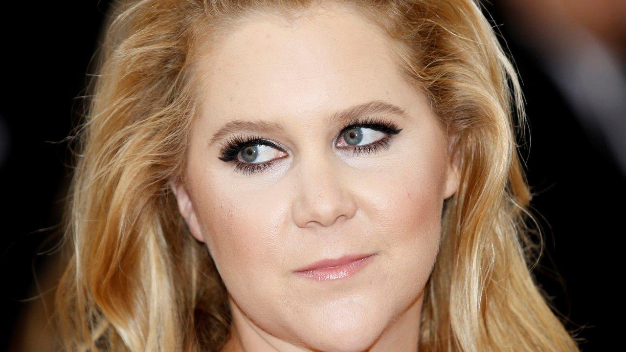 Amy Schumer mocks Trump supporters again
