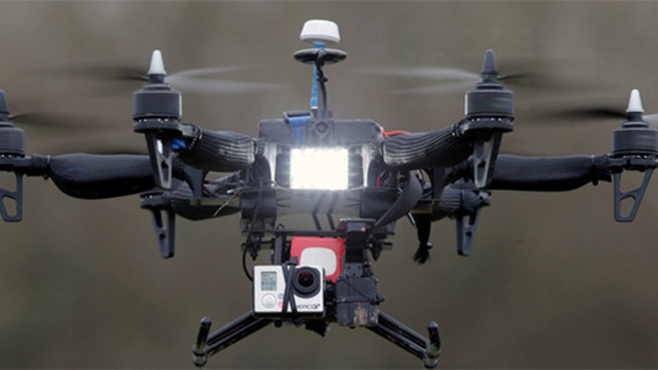 Police Departments Mull Using Drones Armed With Stun Guns