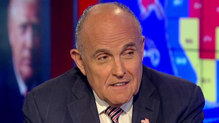 Giuliani decries polls, teases 'big' campaign surprises
