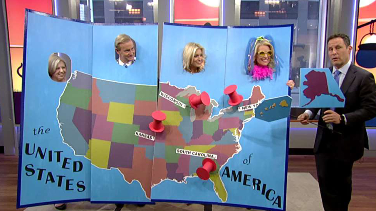 Fox & Friends' hosts reveal their 2016 Halloween costumes | Fox ...