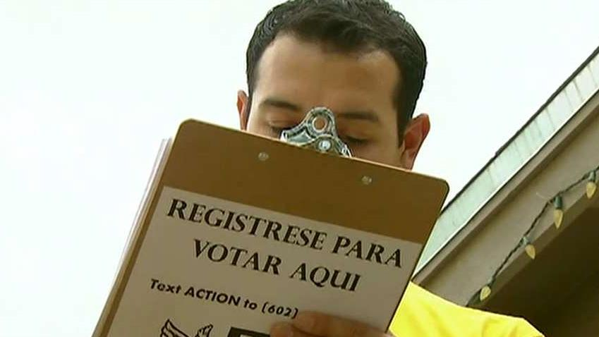 Arizona has fourth highest share of eligible Latino voters