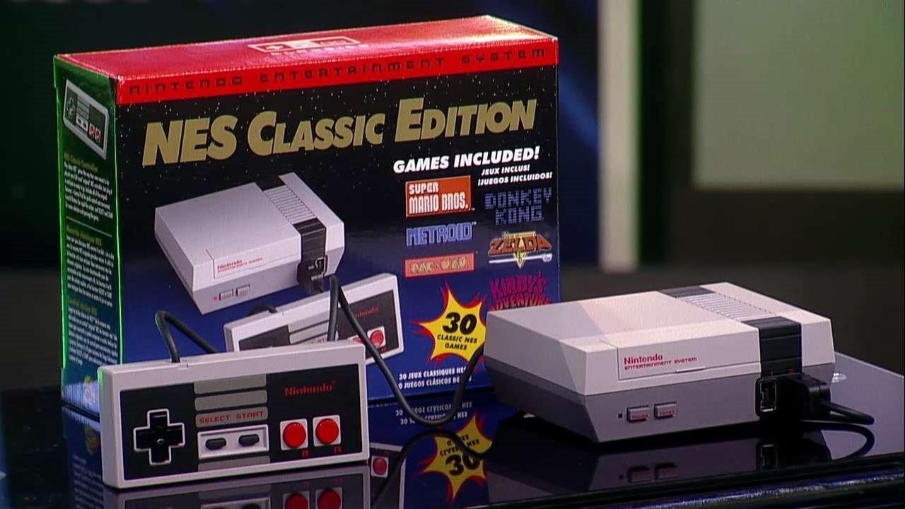 Nintendo has already sold 1.5 million NES Classic Edition consoles