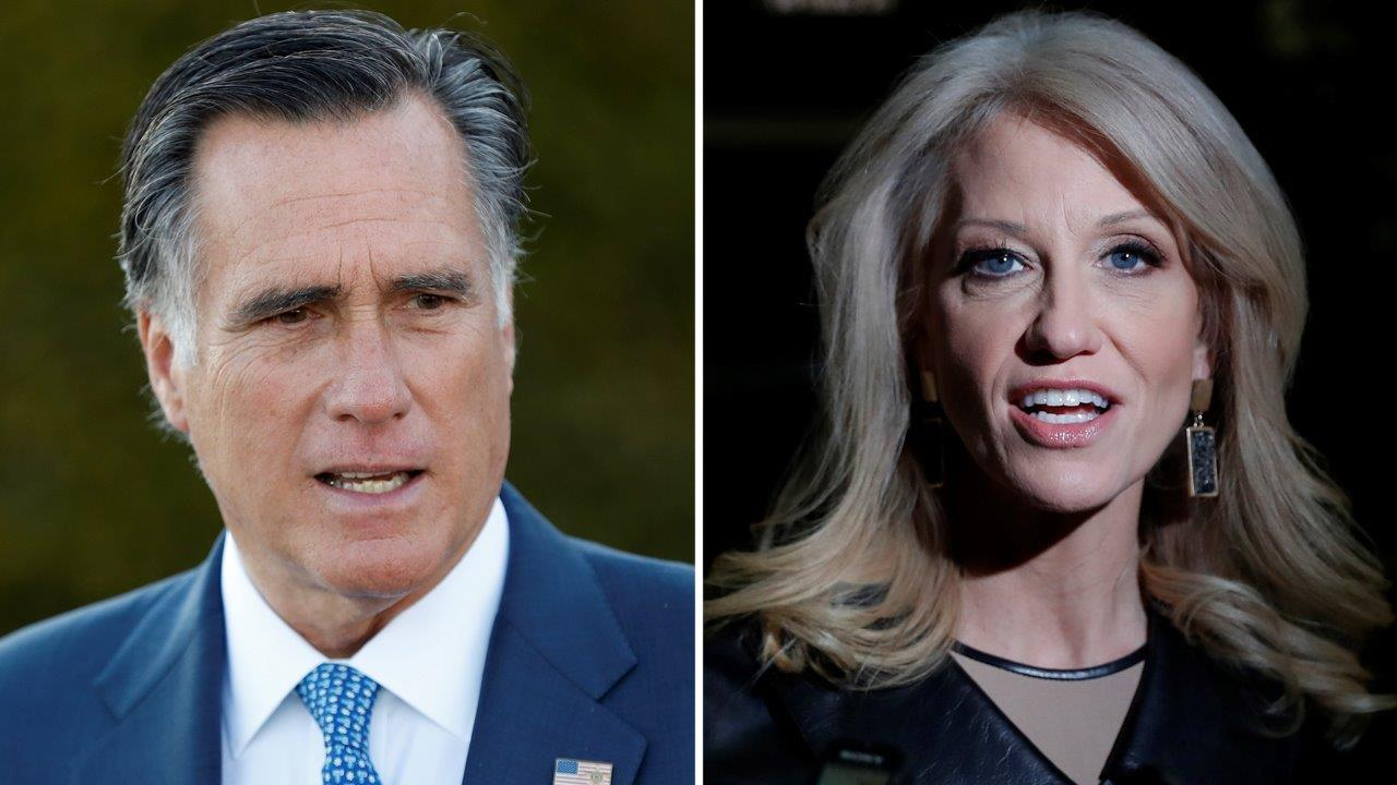 Tensions rise over potential Mitt Romney Cabinet appointment   Fox ...