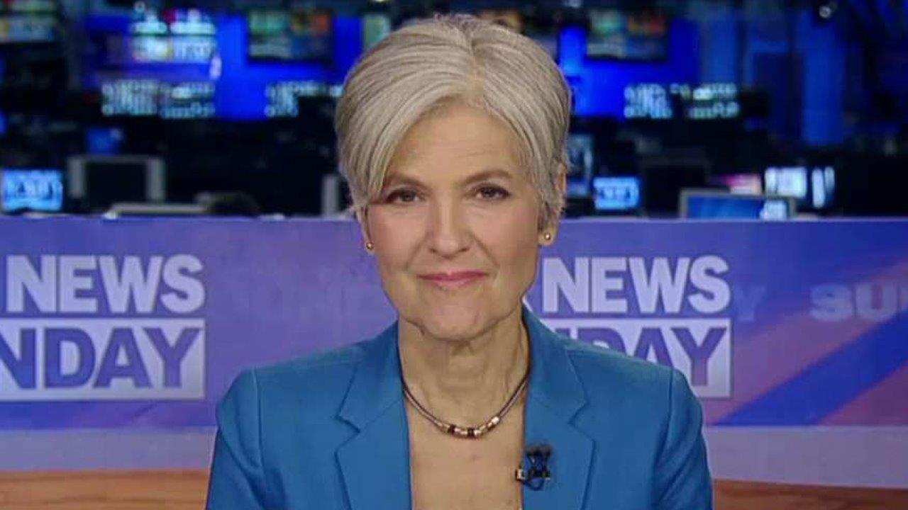 Stein escalates recount push in face of criticism, goes to federal court in Pennsylvania