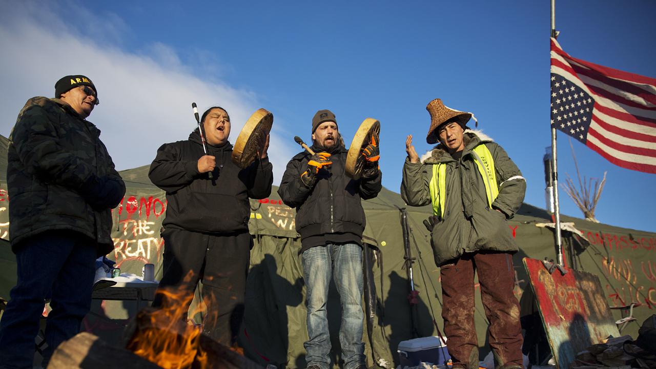 Ryan blasts decision to block Dakota Access pipeline route