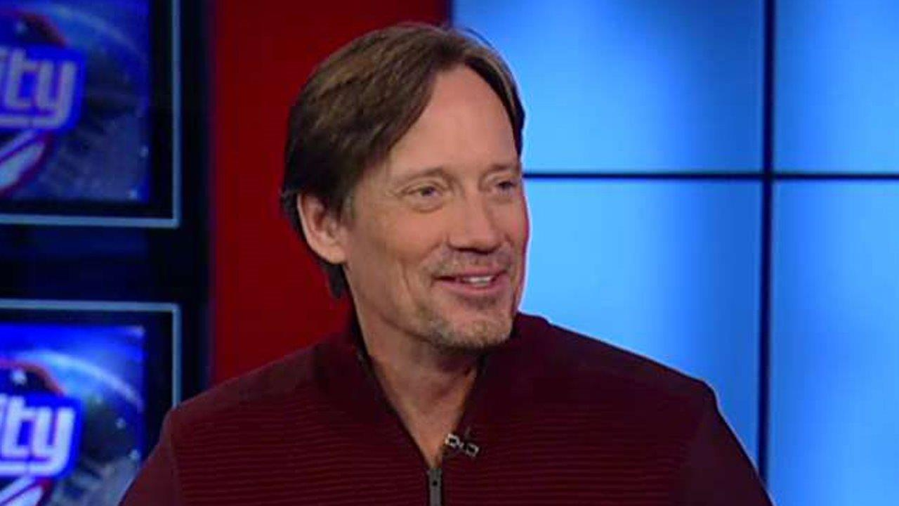 Kevin Sorbo opens up about 'Let There Be Light'