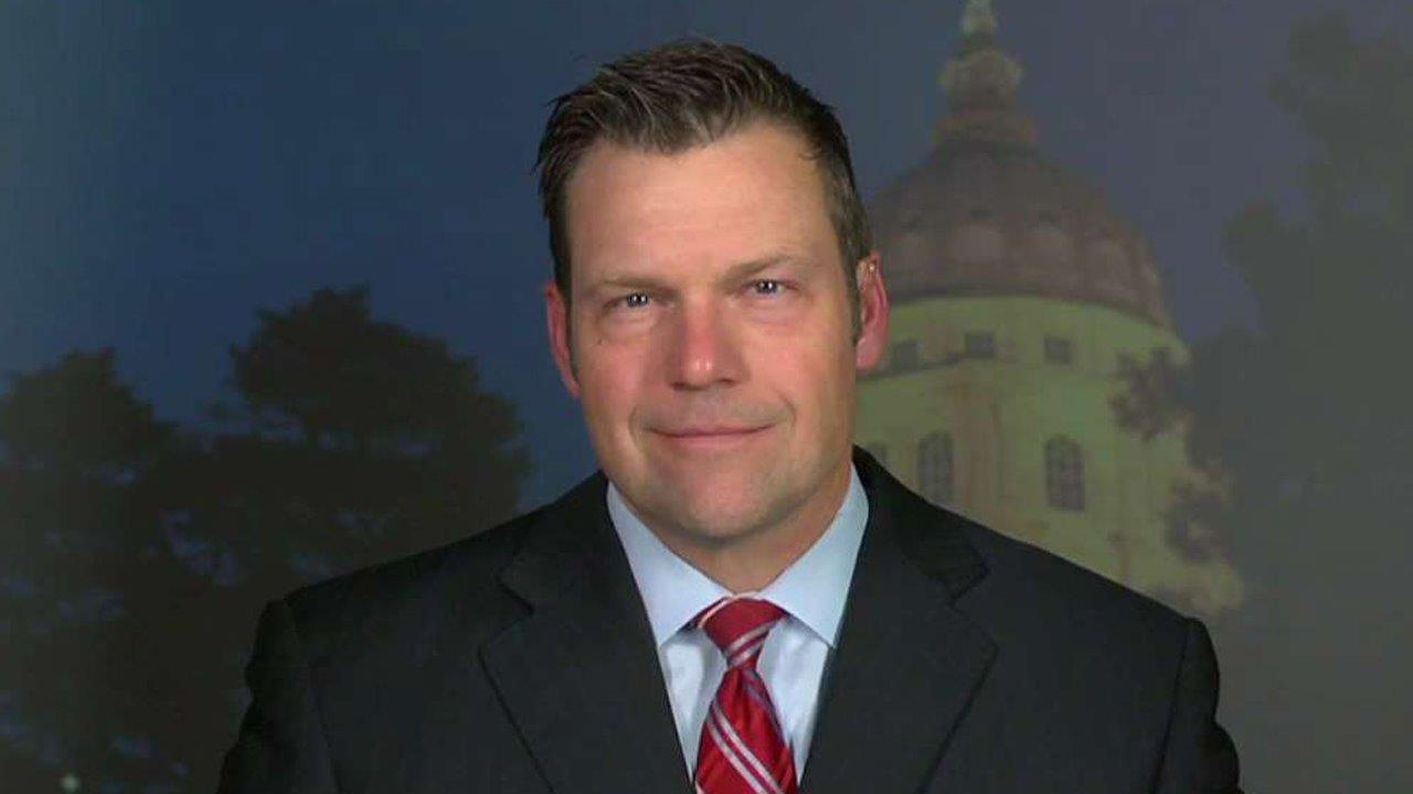 Kansas secretary of state on Trump's immigration agenda