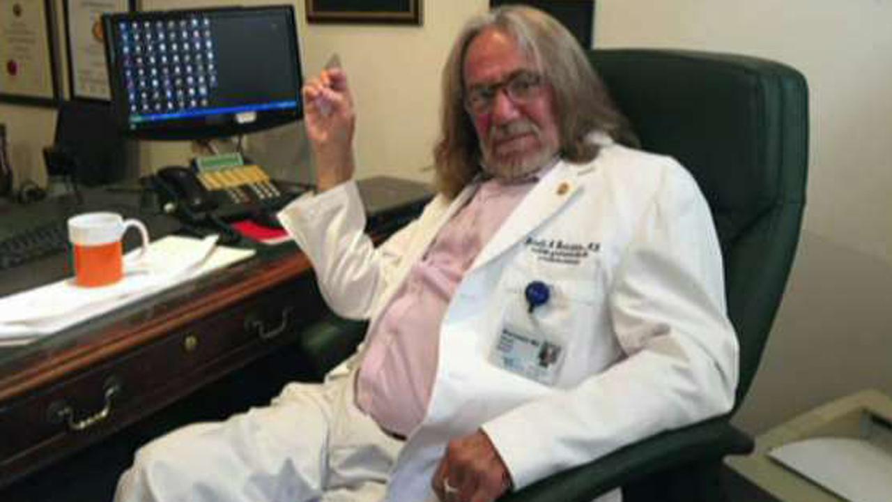 Halftime Report: In defense of Trump's doctor