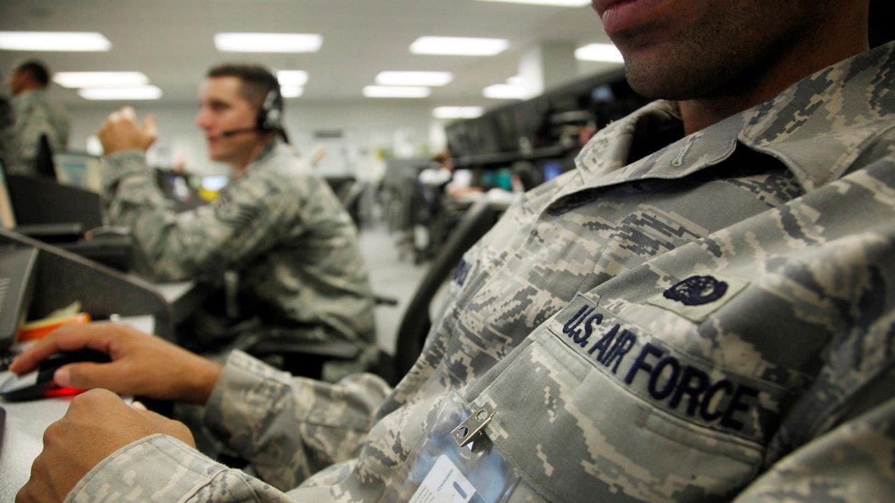 Air Force facing dire personnel shortage