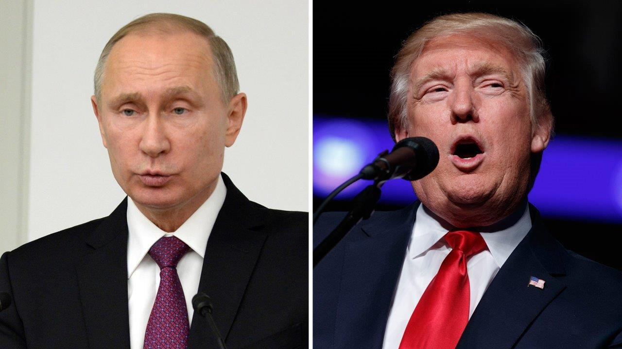 Trump receives letter from Putin amid nuclear remarks