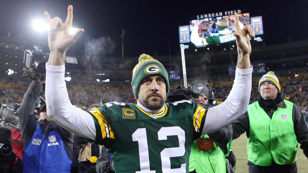 Aaron Rodgers' dad talks about their family feud