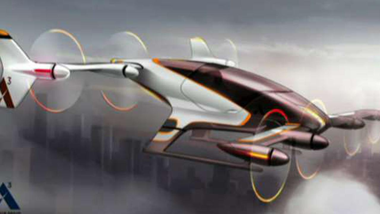 Airbus 'flying car' prototype to be tested by end of year