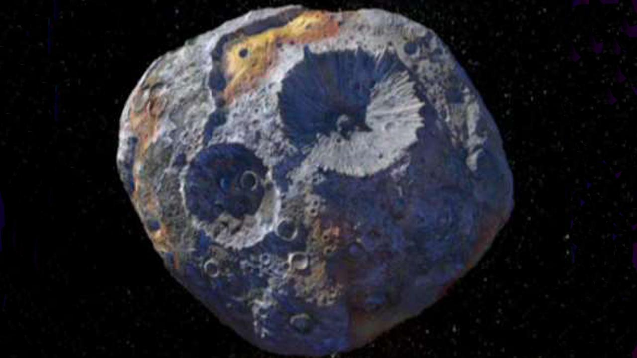 NASA to explore asteroid worth $10,000 quadrillion