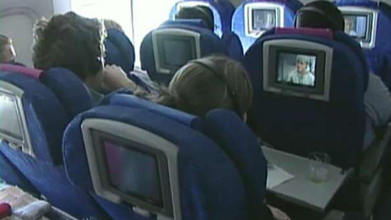 Have you done one of these 'annoying' airplane behaviors?