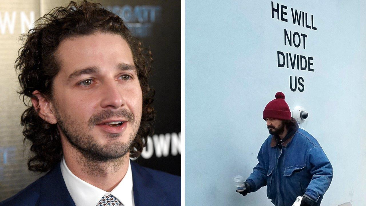 Shia LaBeouf will live in a cabin alone in Finland for a month