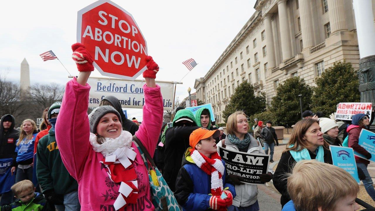 Mainstream media downplays March for Life