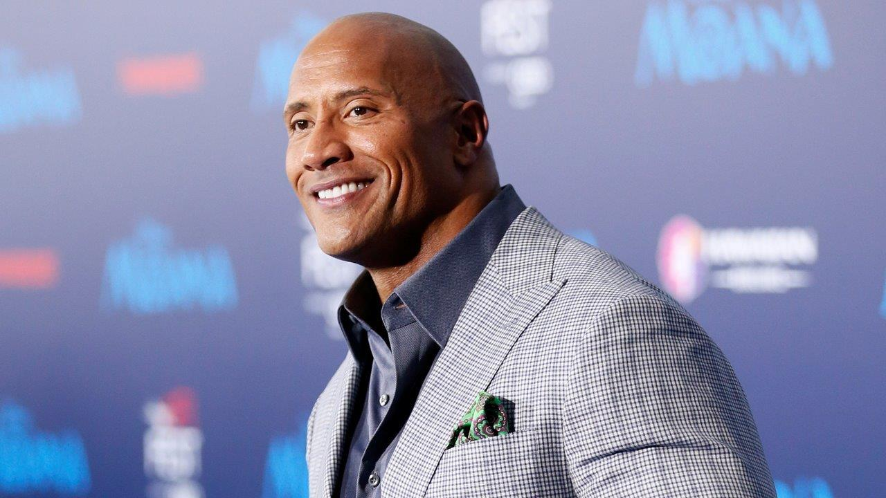 Dwayne 'The Rock' Johnson distances himself from Under Armour CEO's pro-Trump remark