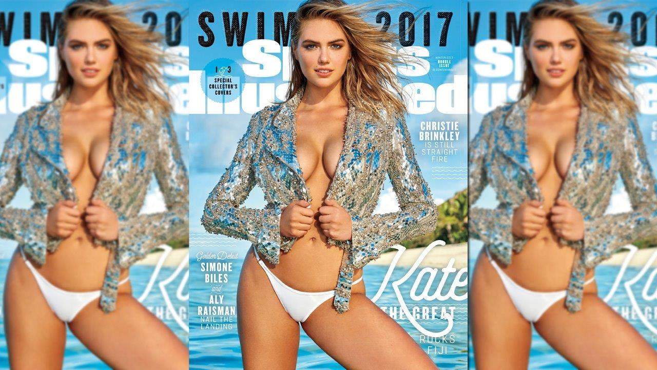 5db2c0cf47 Kate Upton reveals she's 'still not confident in a bathing suit ...