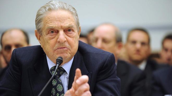 GOP push to probe federal funding for Soros-backed groups