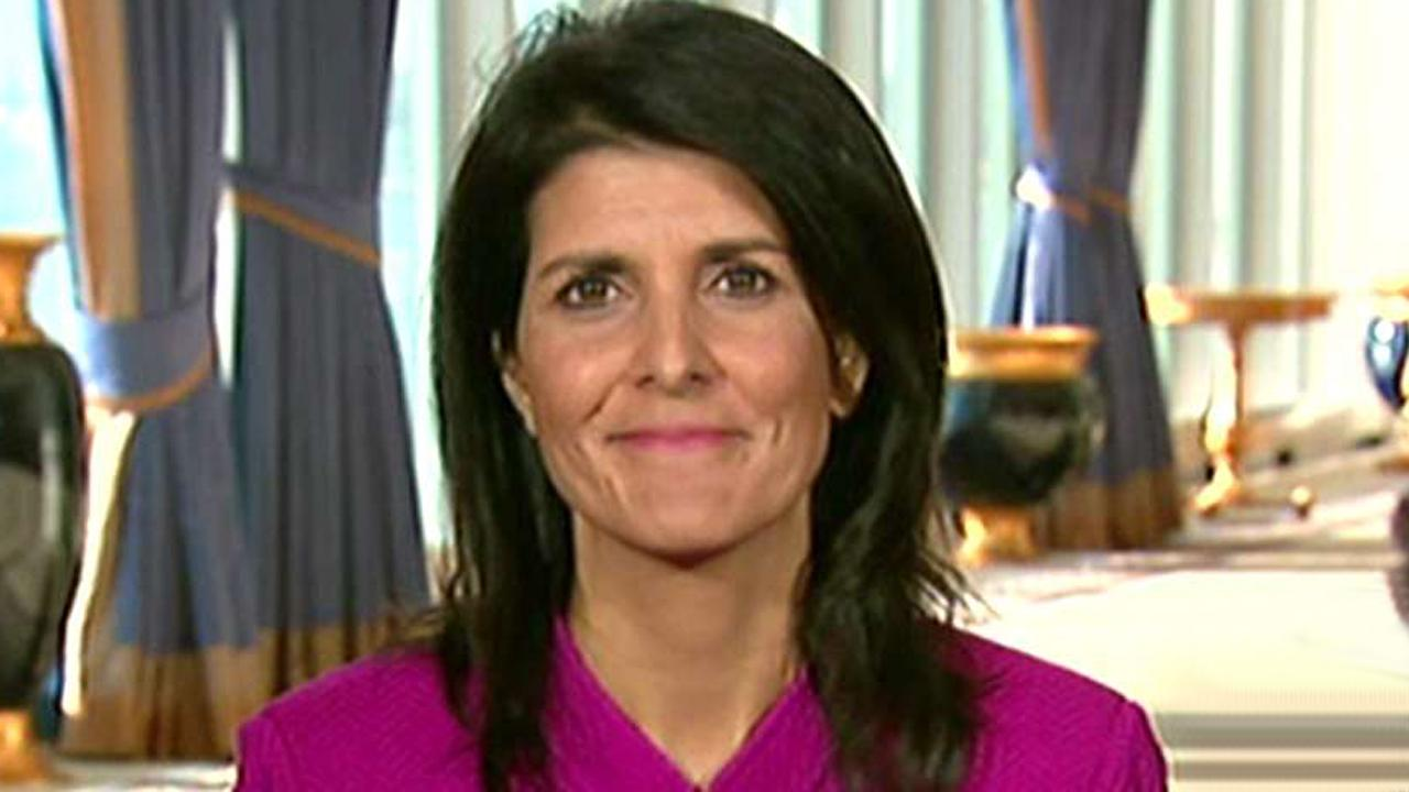 Amb. Haley: Some fat can be trimmed at the U.N.