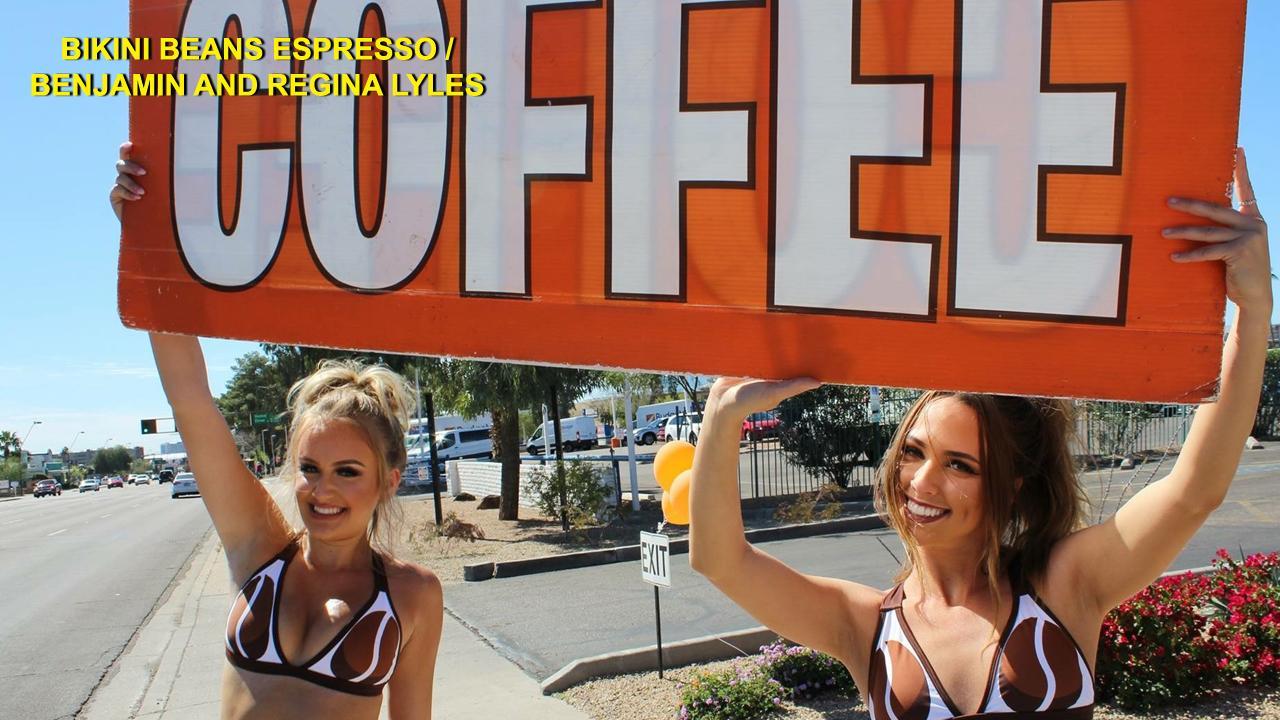Are bikini-clad baristas the next Hooters waitresses?