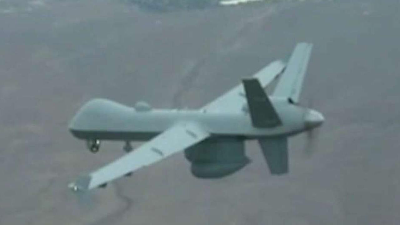 DHS to increase southern border security with drones