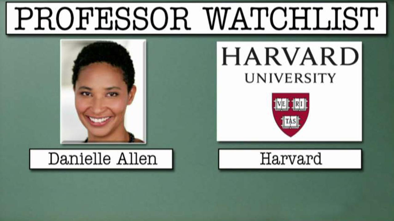 What is 'Professor Watchlist'?