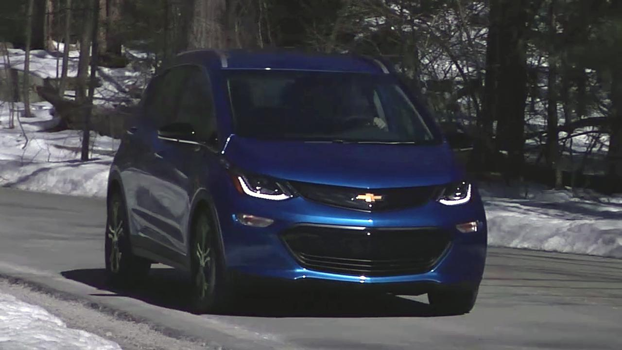 Can Chevy Bolt zap Tesla?