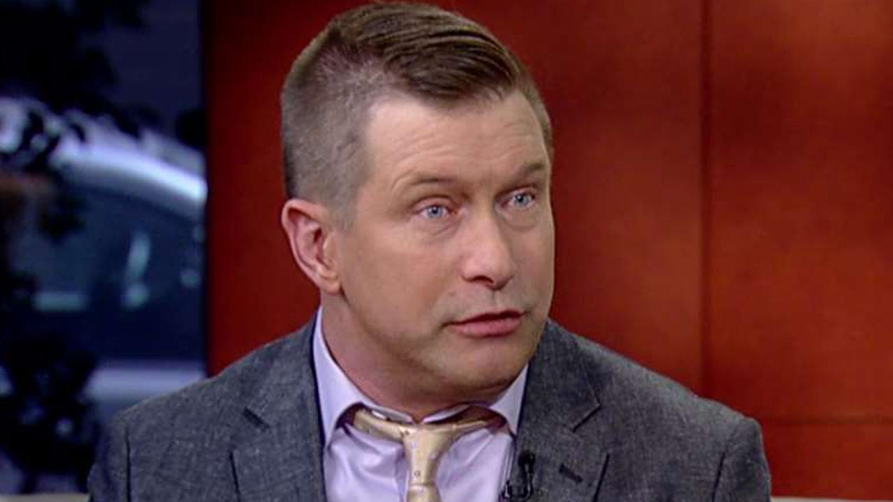 Stephen Baldwin: I haven't spoken to Alec since the election