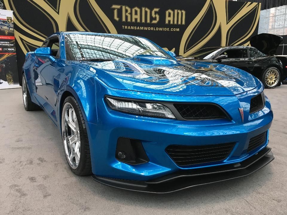 Firebird Trans Am doppelganger is a Dodge Demon destroyer ...