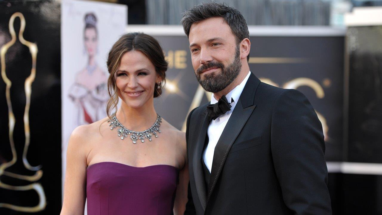 Ben Affleck, Jennifer Garner file for divorce