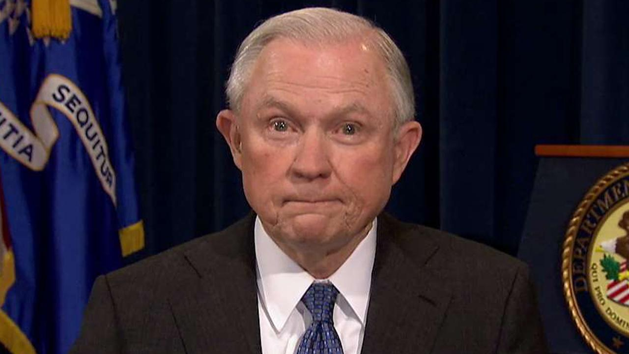 Sessions: Everyone in US illegally is subject to deportation