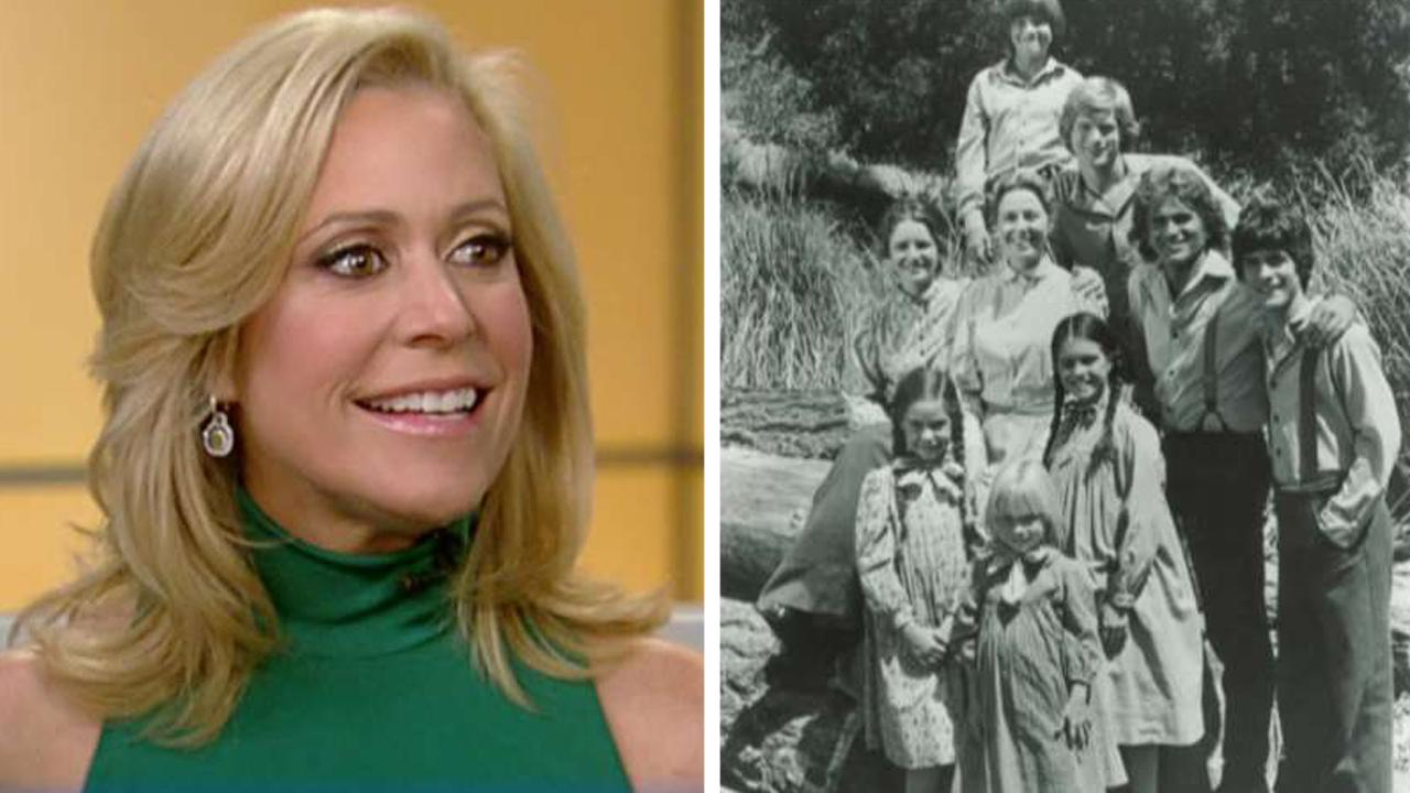 melissa francis talks about 'lessons from the prairie' | fox news
