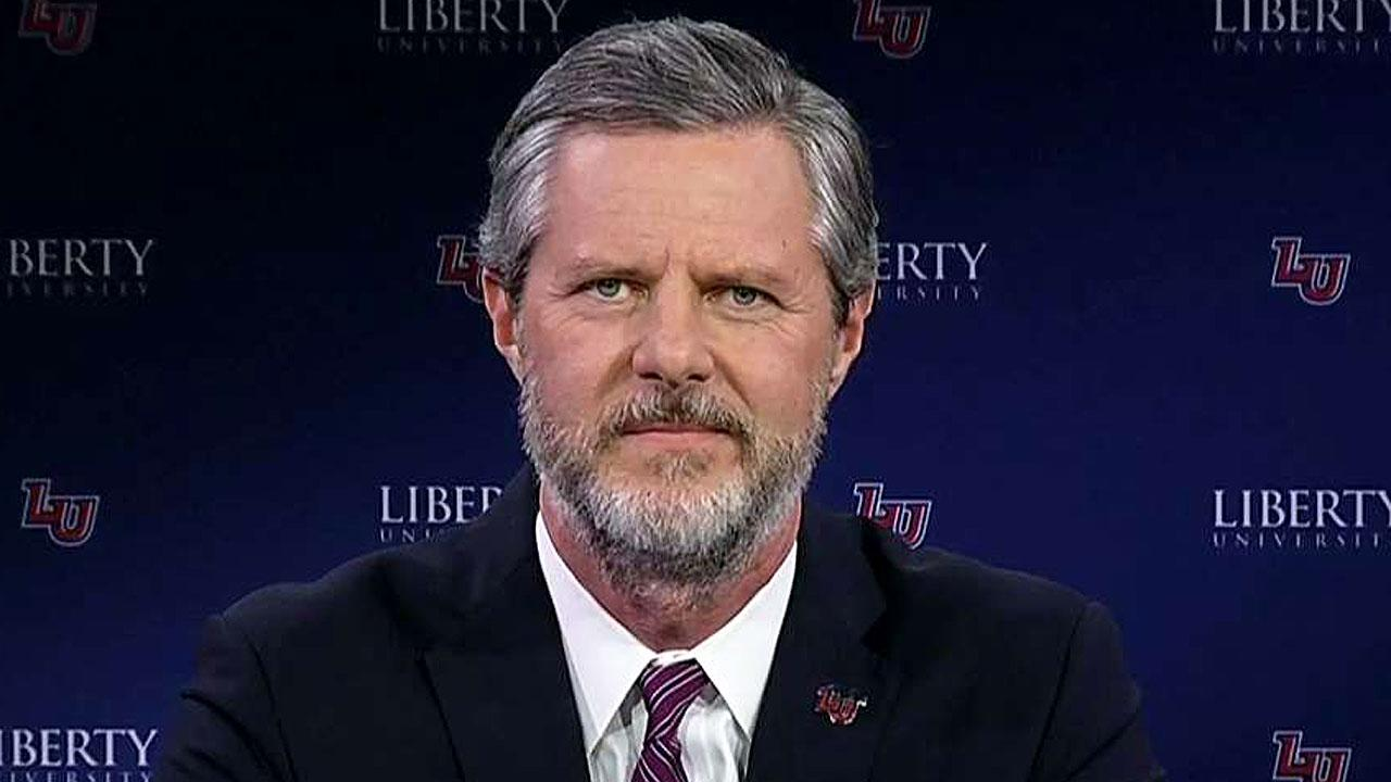 Jerry Falwell Jr.: Moderate Republicans make my blood boil