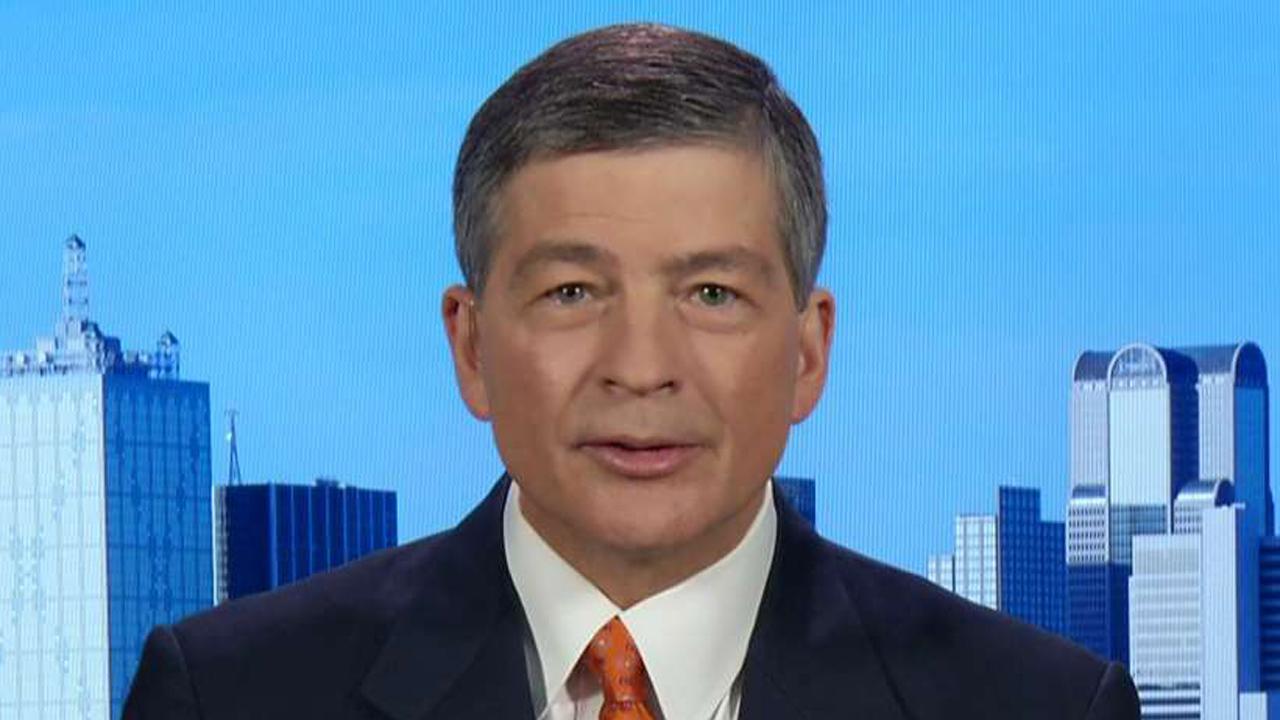 Texas congressman talks health care and tax reform on 'Sunday Morning Futures'